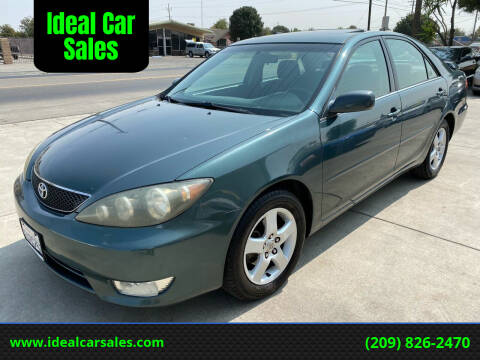 2006 Toyota Camry for sale at Ideal Car Sales in Los Banos CA