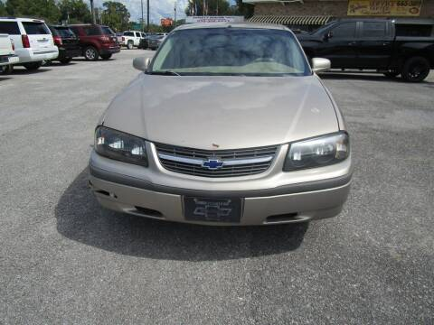 2003 Chevrolet Impala for sale at Downtown Motors in Milton FL