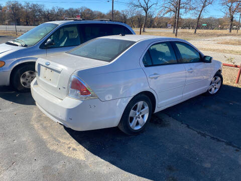 2008 Ford Fusion for sale at Bam Auto Sales in Azle TX