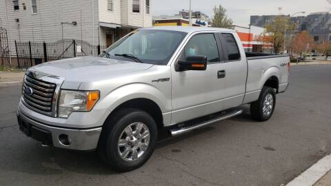 2010 Ford F-150 for sale at JOANKA AUTO SALES in Newark NJ