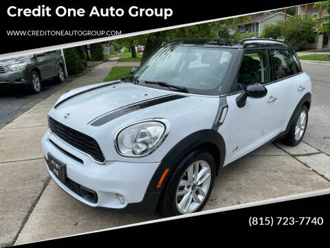 2014 MINI Countryman for sale at Credit One Auto Group in Joliet IL
