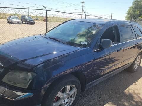 2006 Chrysler Pacifica for sale at PYRAMID MOTORS - Pueblo Lot in Pueblo CO