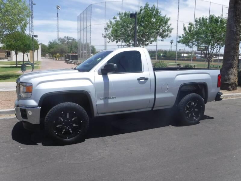 2014 GMC Sierra 1500 for sale at J & E Auto Sales in Phoenix AZ