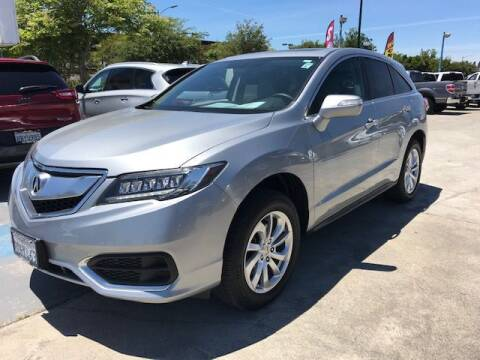 2018 Acura RDX for sale at MISSION AUTOS in Hayward CA