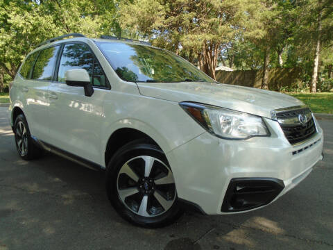 2017 Subaru Forester for sale at Sunshine Auto Sales in Kansas City MO