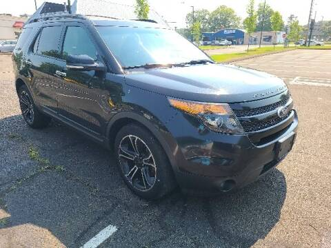 2013 Ford Explorer for sale at BETTER BUYS AUTO INC in East Windsor CT