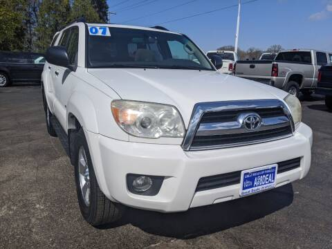 2007 Toyota 4Runner for sale at GREAT DEALS ON WHEELS in Michigan City IN