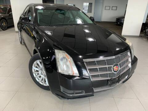 2011 Cadillac CTS for sale at Auto Mall of Springfield in Springfield IL