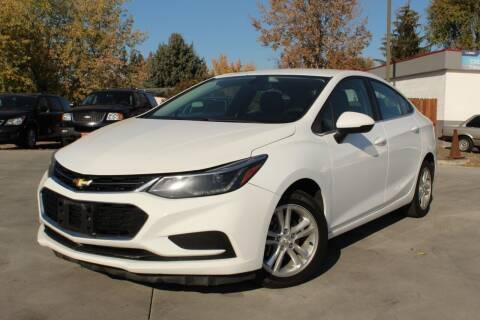 2017 Chevrolet Cruze for sale at ALIC MOTORS in Boise ID