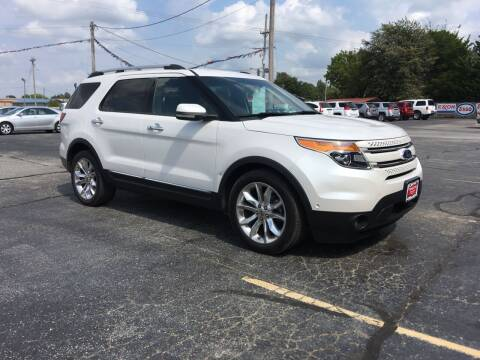 2011 Ford Explorer for sale at Towell & Sons Auto Sales in Manila AR