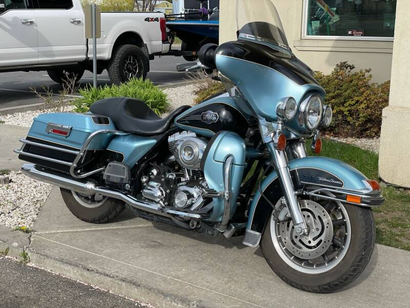 2007 Harley-Davidson Ultra Classic Electra Glide for sale in Post Falls, ID