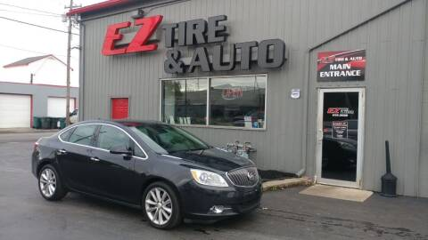 2014 Buick Verano for sale at EZ Tire & Auto in North Tonawanda NY