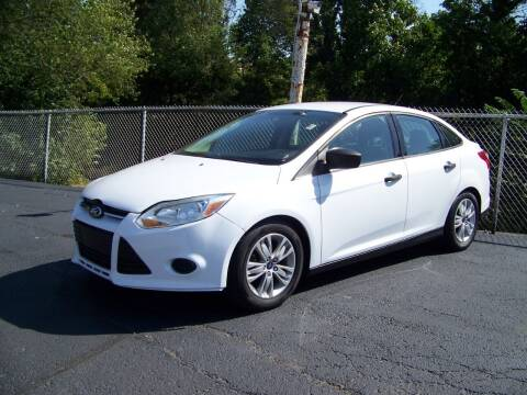 2014 Ford Focus for sale at Collector Car Co in Zanesville OH