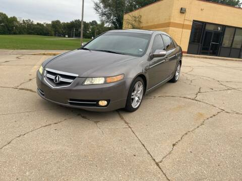 2007 Acura TL for sale at Xtreme Auto Mart LLC in Kansas City MO