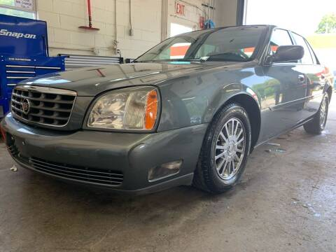 2005 Cadillac DeVille for sale at Auto Warehouse in Poughkeepsie NY