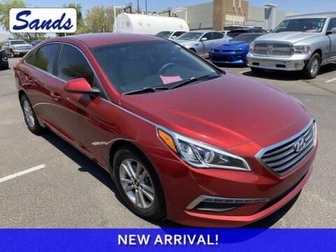 2015 Hyundai Sonata for sale at Sands Chevrolet in Surprise AZ