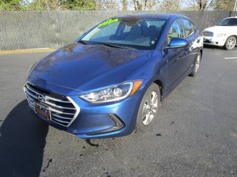 2018 Hyundai Elantra for sale at LULAY'S CAR CONNECTION in Salem OR
