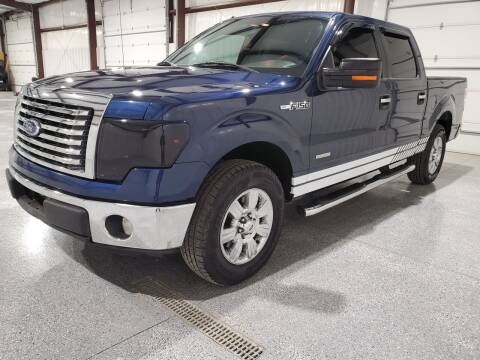 2011 Ford F-150 for sale at Hatcher's Auto Sales, LLC - Buy Here Pay Here in Campbellsville KY