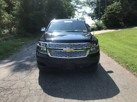 2018 Chevrolet Suburban for sale at Speed Auto Mall in Greensboro NC