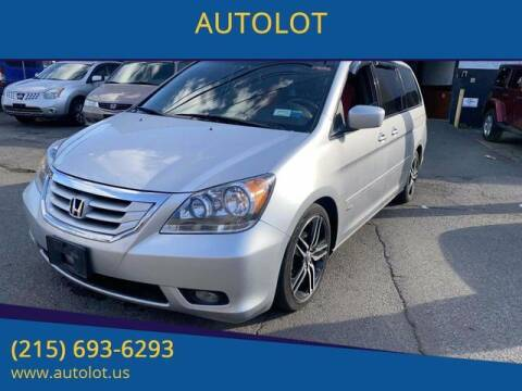 2010 Honda Odyssey for sale at AUTOLOT in Bristol PA