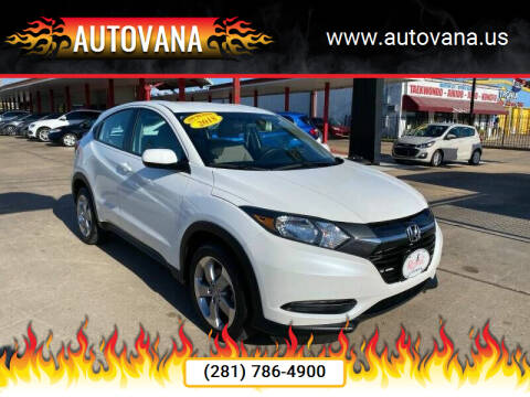 2018 Honda HR-V for sale at AutoVana in Humble TX