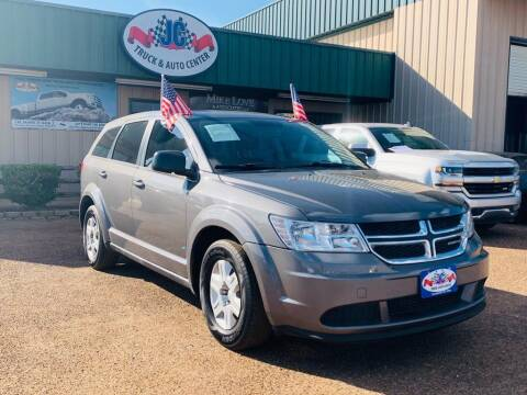2012 Dodge Journey for sale at JC Truck and Auto Center in Nacogdoches TX