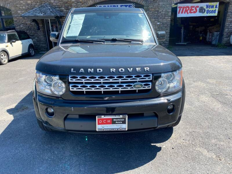 2012 Land Rover LR4 for sale at 390 Auto Group in Cresco PA