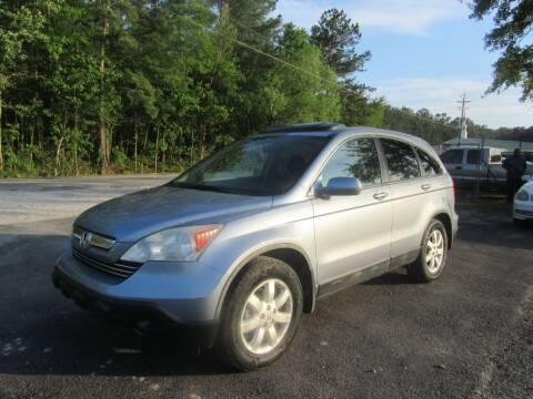 2008 Honda CR-V for sale at Bullet Motors Charleston Area in Summerville SC