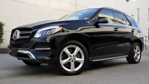 2017 Mercedes-Benz GLE for sale at New City Auto - Retail Inventory in South El Monte CA