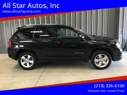 2011 Jeep Compass for sale at All Star Autos, Inc in La Porte IN