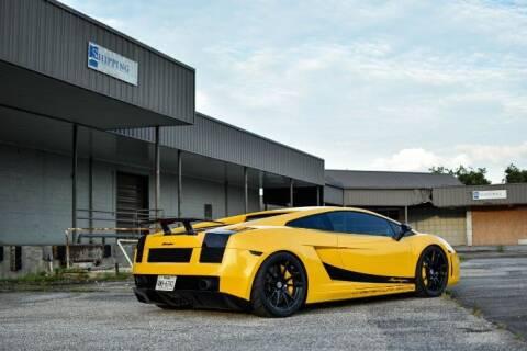 2008 Lamborghini Gallardo for sale at Classic Car Deals in Cadillac MI