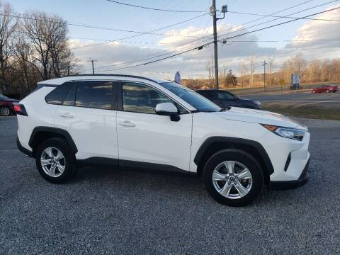 2020 Toyota RAV4 for sale at 220 Auto Sales in Rocky Mount VA