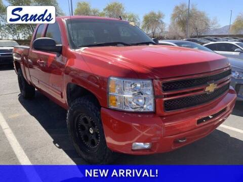 2013 Chevrolet Silverado 1500 for sale at Sands Chevrolet in Surprise AZ