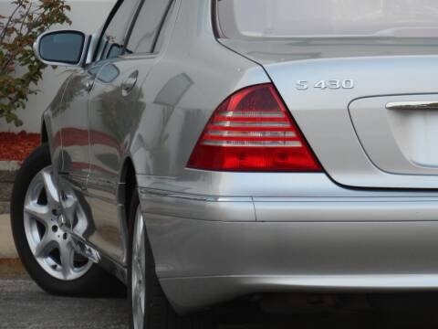 2006 Mercedes-Benz S-Class for sale at Moto Zone Inc in Melrose Park IL