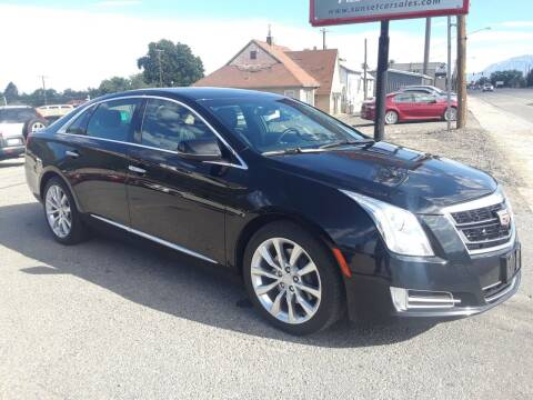 2017 Cadillac XTS for sale at Sunset Auto Body in Sunset UT