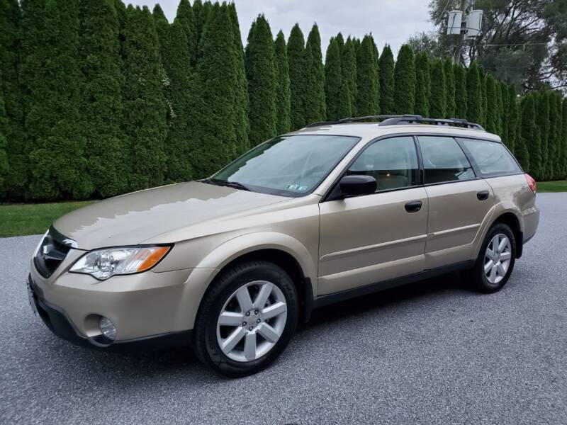 2009 Subaru Outback for sale at Kingdom Autohaus LLC in Landisville PA