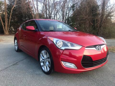 2013 Hyundai Veloster for sale at Pristine AutoPlex in Burlington NC