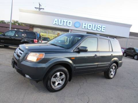 2006 Honda Pilot for sale at Auto House Motors in Downers Grove IL