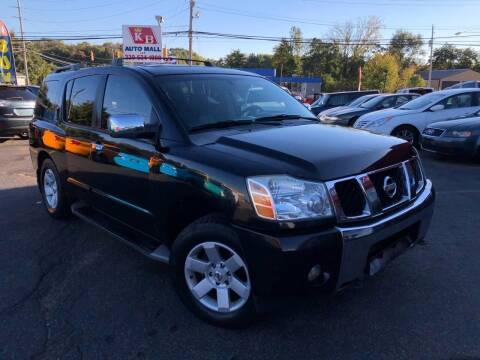 2004 Nissan Armada for sale at KB Auto Mall LLC in Akron OH