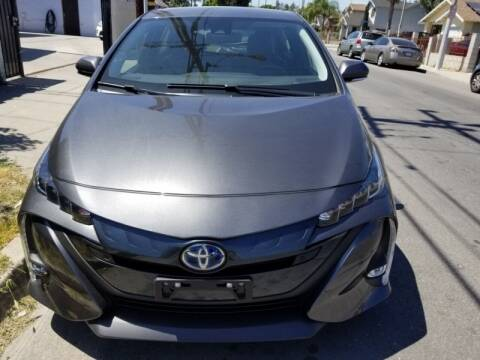 2017 Toyota Prius Prime for sale at Ournextcar/Ramirez Auto Sales in Downey CA