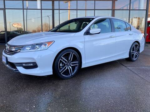 2016 Honda Accord for sale at South Commercial Auto Sales in Salem OR