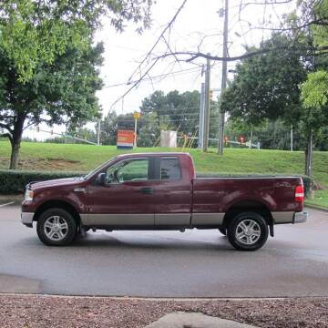 2005 Ford F-150 for sale at Best Import Auto Sales Inc. in Raleigh NC