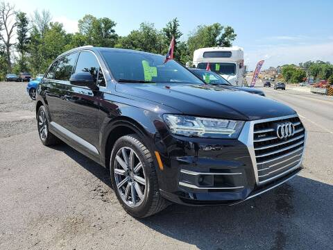 2017 Audi Q7 for sale at Advantage Auto Sales in Johnstown PA