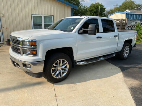 2014 Chevrolet Silverado 1500 for sale at Classics and More LLC in Roseville OH