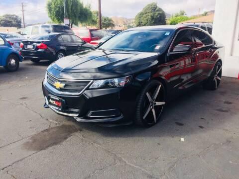 2014 Chevrolet Impala for sale at Auto Max of Ventura in Ventura CA