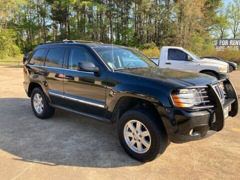 2008 Jeep Grand Cherokee for sale at Peppard Autoplex in Nacogdoches TX