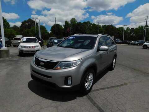 2015 Kia Sorento for sale at Paniagua Auto Mall in Dalton GA