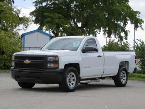 2014 Chevrolet Silverado 1500 for sale at DK Auto Sales in Hollywood FL