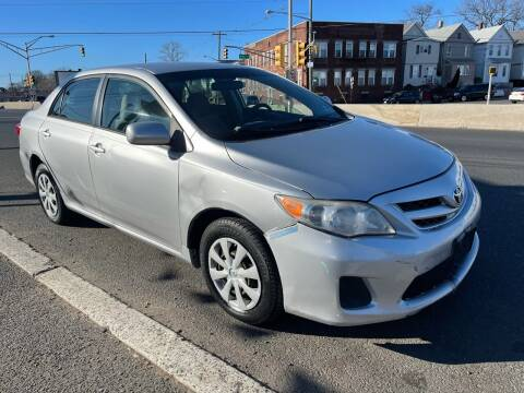 2011 Toyota Corolla for sale at G1 AUTO SALES II in Elizabeth NJ