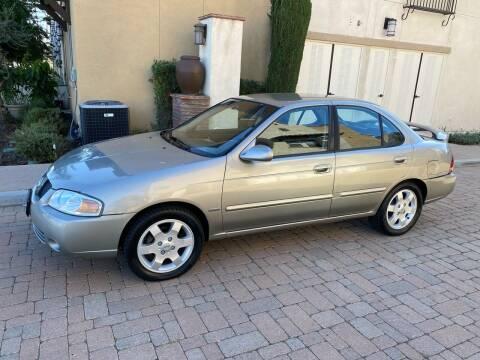2006 Nissan Sentra for sale at California Motor Cars in Covina CA